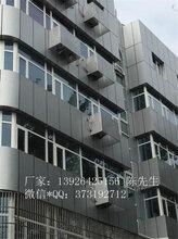 铝幕墙板氟碳铝幕墙板金属装饰装饰建材图片