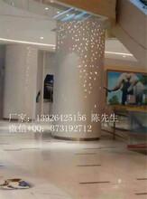 烤漆包柱铝单板冲孔包柱铝单板广州生产厂家