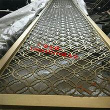 焊接铝窗花铝管焊接围栏铝合金直销装饰材料图片