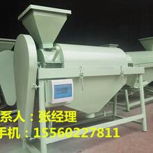 博华机械玉米打磨机//自动清理表面霉点//电动小型抛光机