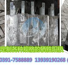 高質量鋁合金犧牲陽極系列