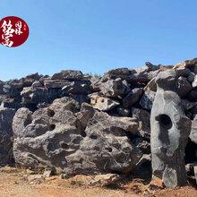 广东太湖石产地-太湖石园林设计园林景观石-庭院别墅假山造景石