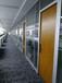 西安寫字樓辦公室雙玻璃百葉隔斷安全嗎