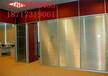 汉中办公室内置百叶玻璃隔断生产厂家