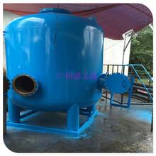 生产厂家专业定做A3碳钢防腐机械罐Q235碳钢过滤罐贵州山泉水预处理过滤罐专业铸就品质