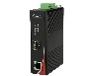 工业级千兆单模双纤单模单纤SFP模块1光1电光纤收发器