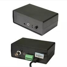 快鱼原装AMP211单路电源适配器拾音器降噪拾音器电源海康大华