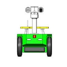 壹赛联-防爆AGV-防爆智能搬运机器人图片
