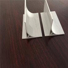 格華供應熱銷PVC倒圓角塑料倒角條混凝土倒角條圖片