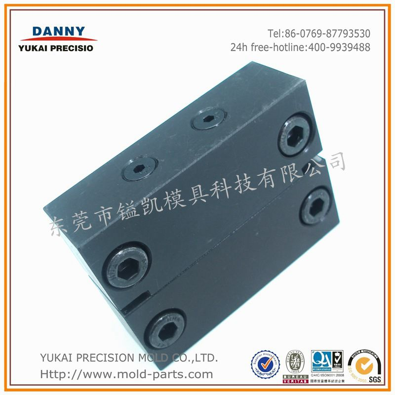 米思米标准MLK磁性锁模装置磁力开闭器锁模扣