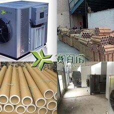 空气能纸筒烘干机,纸管烘干设备,纸筒烘干设备,空气源热泵烘干机