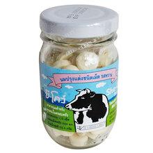 进口糖果进口泰国牛奶片60.5g(玻璃瓶装)图片