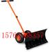 买小型铲雪机来山东找浩鸿电启动式清雪机滚刷的螺旋的咱都有