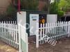 杭州塑钢PVC护栏-塑钢变压器护栏