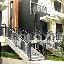 杭州楼梯栏杆厂家,杭州楼梯扶手价格是多少图片