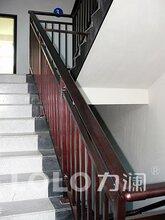 衢州楼梯扶手厂铝合金楼梯栏杆楼梯扶手图片