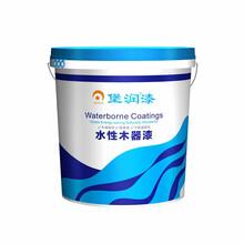 中山水性木器涂料工廠,批發堡潤環保水性木器漆圖片
