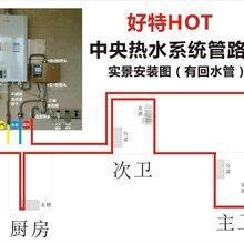 重庆7T家适康智能科技好特热水循环泵德国威乐循环泵1209WG原装泵供应图片