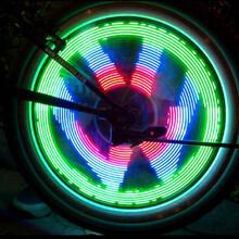 北京月骑山地车装饰灯自行车配件厂家直销图片