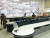 数据中心工作台中央控制室控制台指挥中心调度台接警台