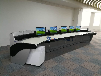 专业生产110指挥中心调度台电网调度台接警席指挥中心调度台监控操作台调度主控桌