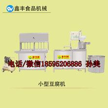 吉林大豆腐机设备全自动大豆腐机大豆腐机厂家直销技术包教包会图片
