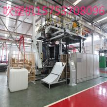 投资塑料桶机器化工桶生产设备介绍