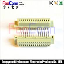 DIN41612欧式插座348母座316P90度PH2.54(A+B)48PIN连接器图片
