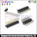 加长针PH2.54mm单/双排排针插板/SMT贴板