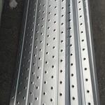 供应脚手架用踏板金属镀锌踏板安全爬梯等图片
