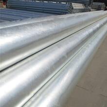 供应热镀锌管镀锌方矩管工业建筑用镀锌管镀锌带管