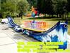 镇江大型户外新型游乐设备CLZ冲浪者U型滑板挑战你的极限