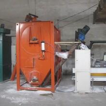 屹成机械全新腻子粉生产线--腻子膏混合机--腻子粉混合机采用先进的自动化生产线技术厂家直销可定制欢迎到厂参观