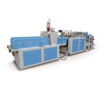 MF-600高速热封热切制袋机(背心袋制袋机)图片