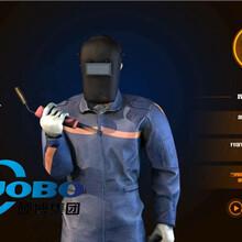 焊接模拟机焊接VR教学虚拟仿真设备焊接模拟器图片