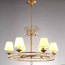 简约美式客厅吊灯客厅灯图客厅灯价格