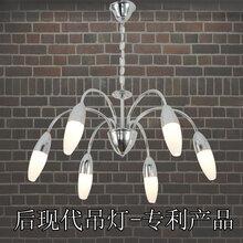 厂家直销创意时尚个性卧室客厅烟花绽放后现代吊灯
