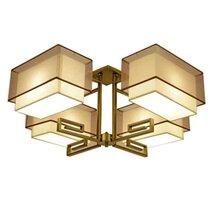 新中式吊灯批发客厅卧室装饰温馨主题吊灯