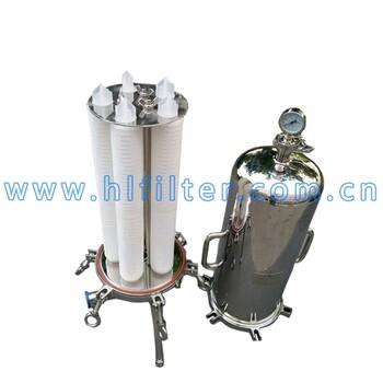廠家芯式過濾機不銹鋼保安過濾機精密芯式過濾機單芯多芯濾機