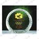澳門水晶獎牌,珠海水晶冰山獎杯,最佳導游獎杯,優秀企業家獎杯