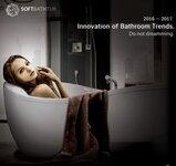 浴家居SOFTSTONE软体浴缸都市丽人必备的浴室精品