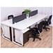 无锡办公屏风桌隔断电脑桌办公桌移动屏风卡位