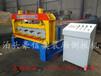 集装厢侧板成型机器彩钢压瓦机设备集装厢板机器
