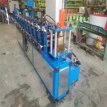 供应50-75型镀锌地槽机U型槽设备包边机图片