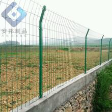 供应高速安装简便双边护栏网果林双边隔离网30度双边网