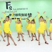长安哪里有学少儿舞蹈的地方