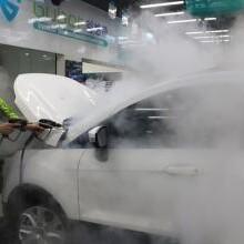 加盟气化纳米洗车挣钱吗图片