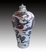 北京市青花抱月瓶多少钱北京拍卖文总详细分析