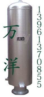 连云港万洋风机消声器小孔消声器吹管消声器批发制造