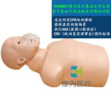 """供应""""康为医疗""""KJ2001青年半身心肺复苏模型心肺复苏急救模型医学教学模型"""